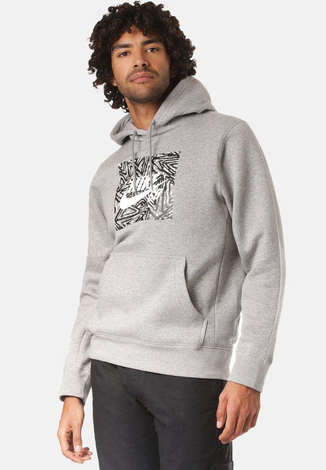 Kapuzenpullover - grey