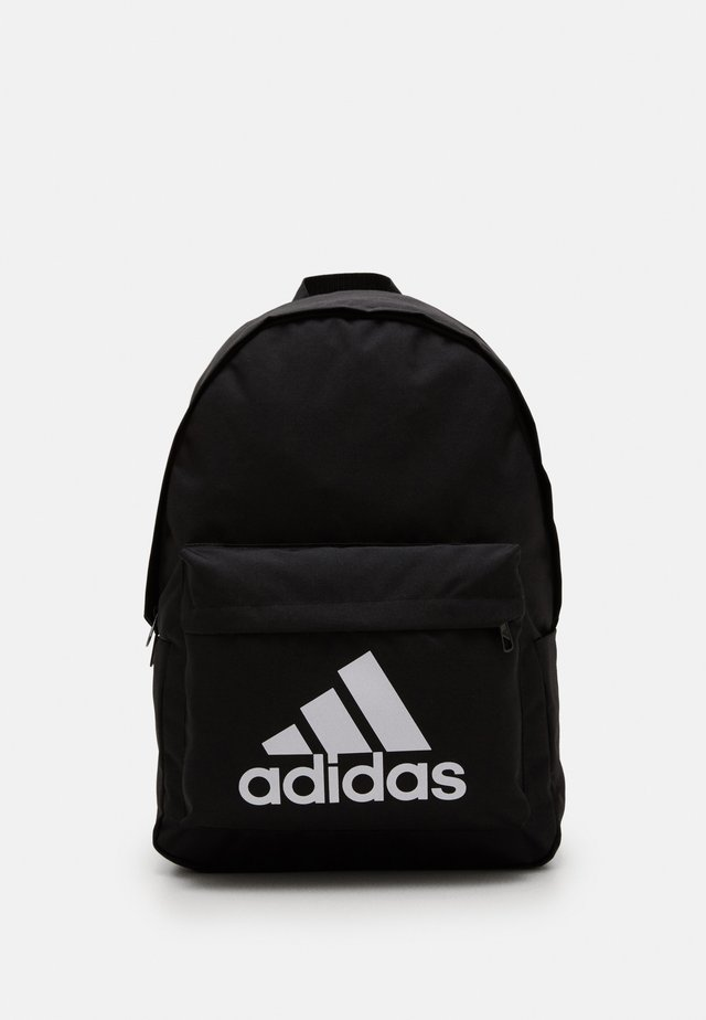 CLASSIC BACK TO SCHOOL SPORTS BACKPACK UNISEX - Ryggsäck - black/white