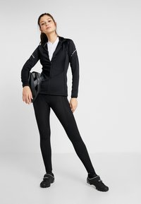 Gore Wear - THERMO ZIP  - Sports shirt - black - 1