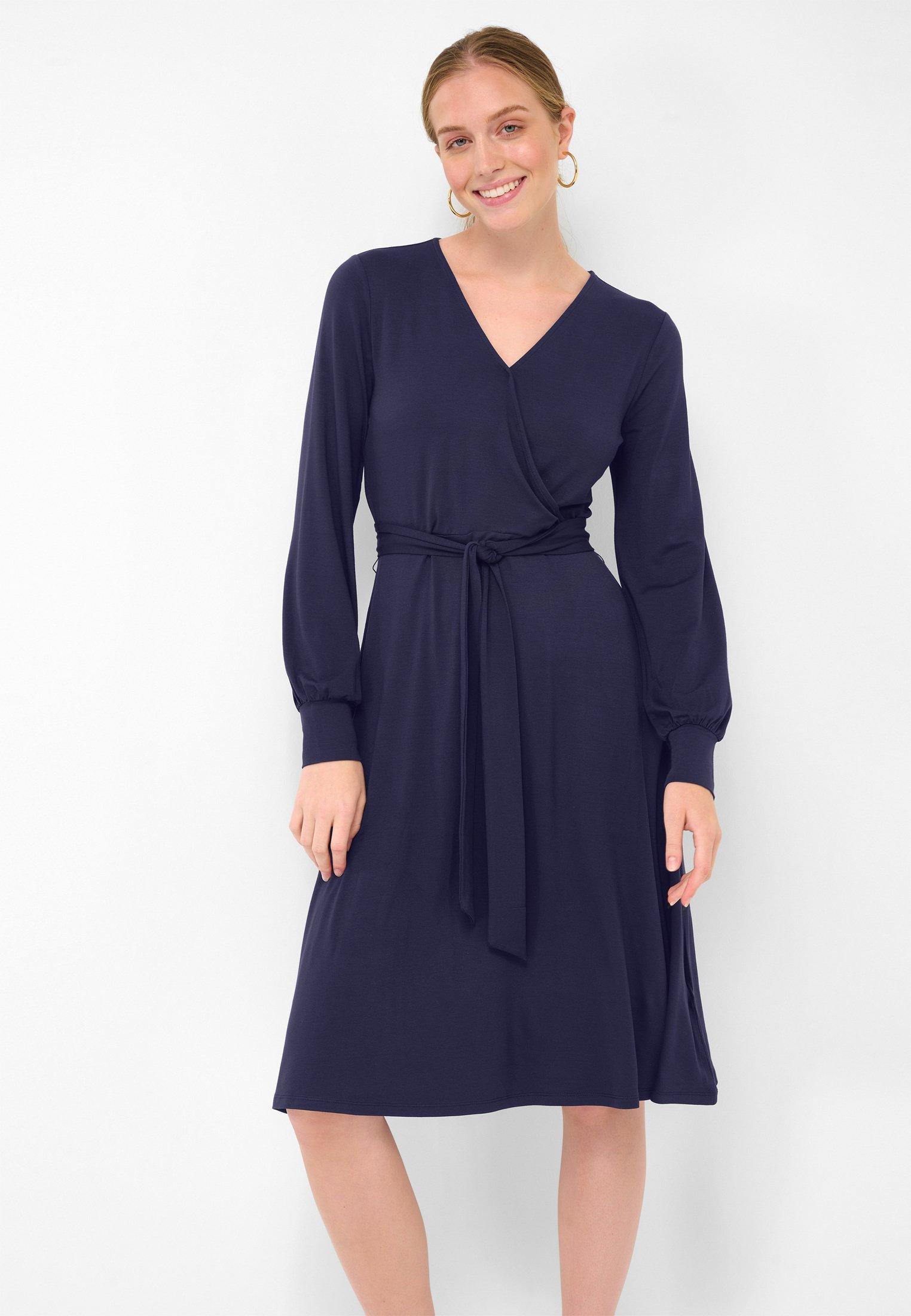 Damen WICKEL-OPTIK - Jerseykleid