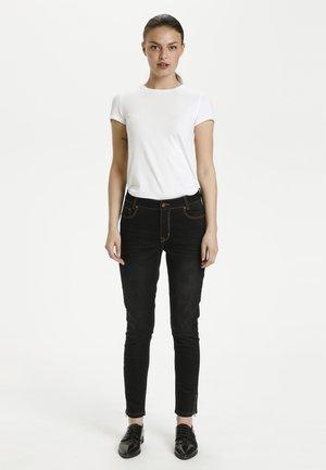 THE MODAL - T-shirt basic - bright white