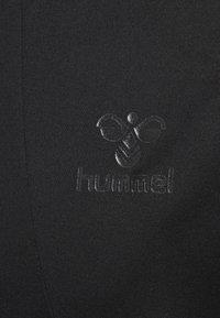 Hummel - ASTON - Zip-up sweatshirt - black - 3