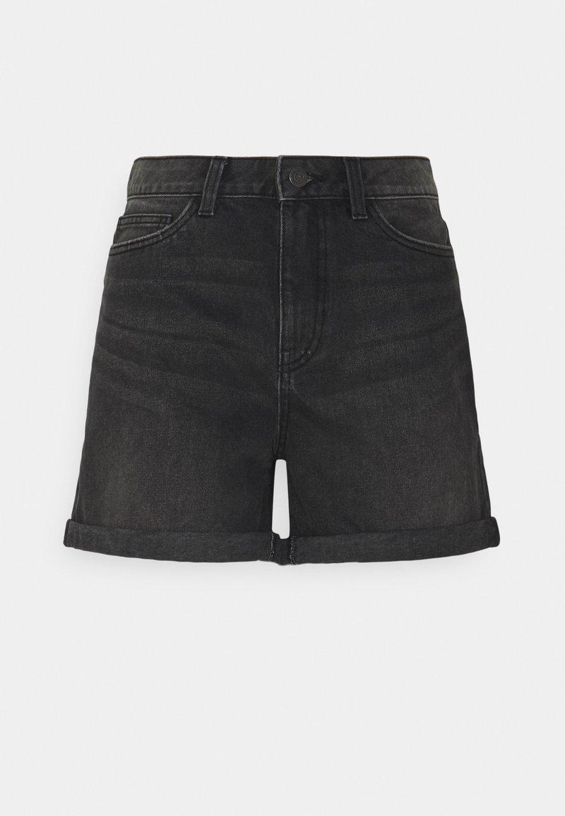 Noisy May - NMSMILEY - Shorts di jeans - medium grey denim