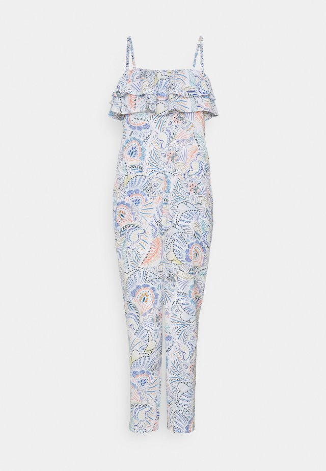 LADIES - Jumpsuit - feather offwhite