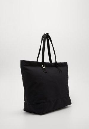 BUNDALL - Velká kabelka - black