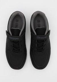 Kappa - DALTON ICE - Obuwie treningowe - black/grey - 3