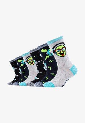 6 PACK - Socks - blue
