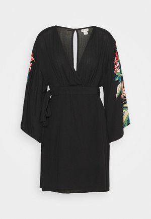 HAVANA NIGHTS - Day dress - black
