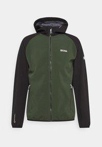 Regatta - AREC  - Fleece jacket - forest/black - 0