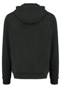Lacoste - Bluza z kapturem - black - 1