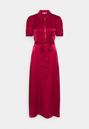 AMELIA DRESS - Maxi šaty - cranberry