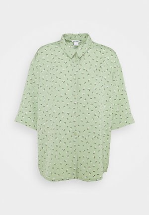 TAMRA BLOUSE - Camisa - green