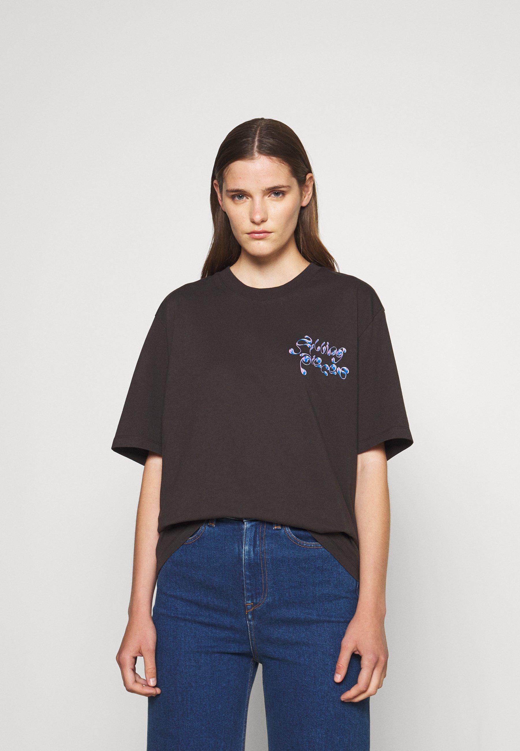 Women TEE PAVEMENT UNITY UNISEX - Print T-shirt