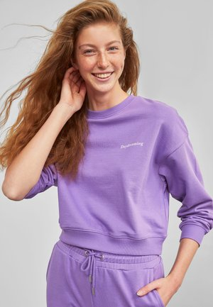 APPAREL - Sweatshirt - lilac