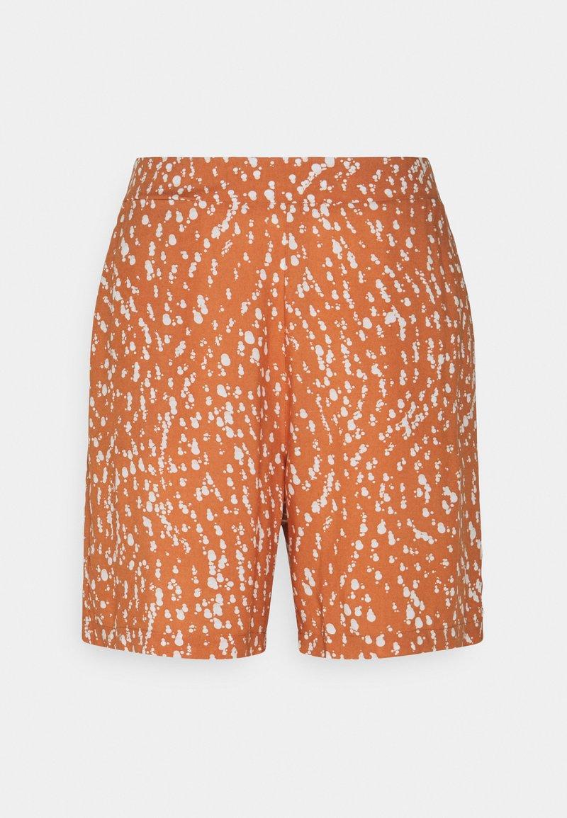ICHI - IHVERA - Shorts - sunburn