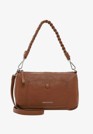 FIORELLA - Handbag - cognac