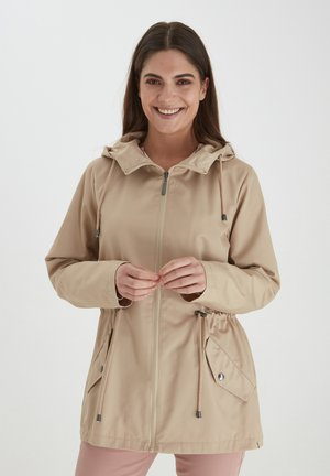 FRPASUMMER - Parka - oxford tan