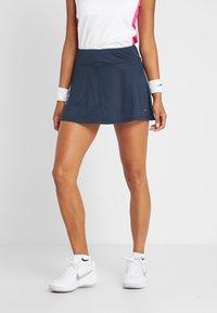 Fila - SKORT ANN - Sportovní sukně - peacoat blue - 0