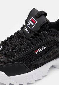 Fila - DISRUPTOR KIDS - Zapatillas - black - 5