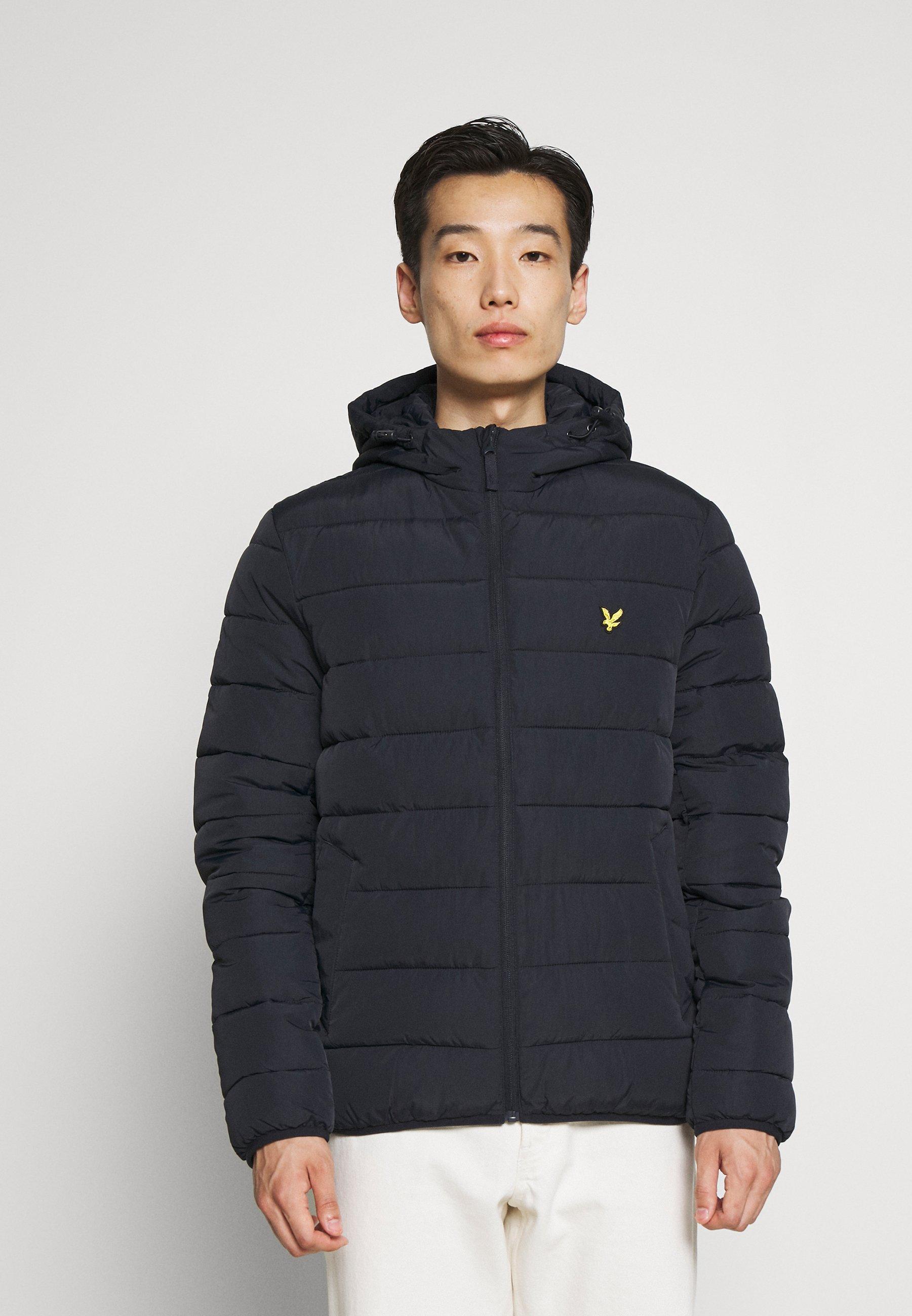 Men LIGHTWEIGHT PUFFER JACKET - Light jacket