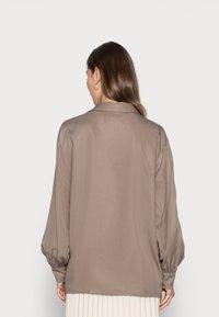 Lounge Nine - BOP - Button-down blouse - brindle - 2