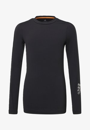 ALPHASKIN WARM AEROREADY WARMING LONG-SLEEVE TOP - Long sleeved top - black