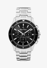 Mats Meier - Chronograph watch - silber - 1