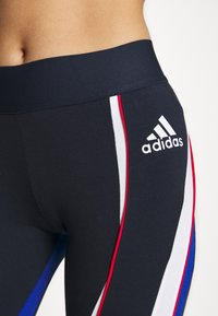 adidas Performance - Tights - legend ink/white - 4