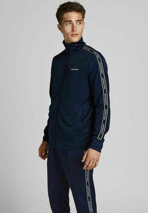 Sweater met rits - navy blazer
