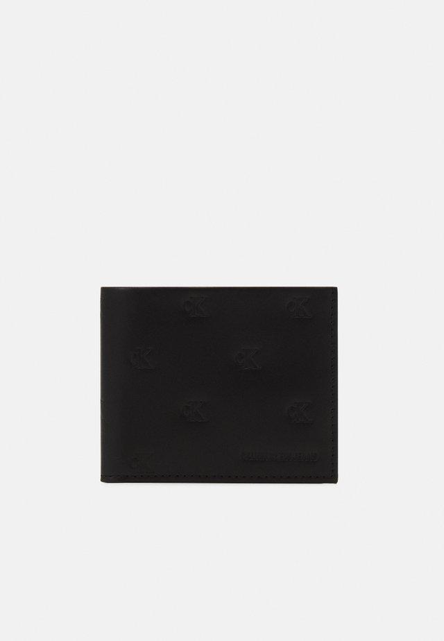 BILLFOLD - Portfel - black