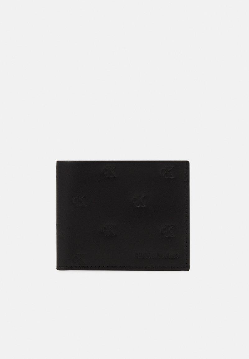 Calvin Klein Jeans - BILLFOLD - Wallet - black
