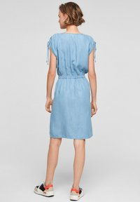 s.Oliver - Denim dress - blue lagoon - 2