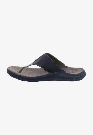 MAVERICK  - T-bar sandals - jeans