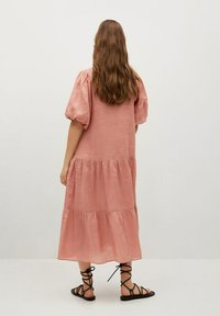 Mango - FREE - Day dress - rosa - 1