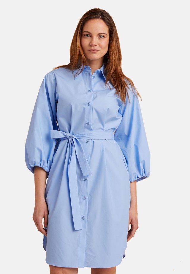 Shirt dress - blu