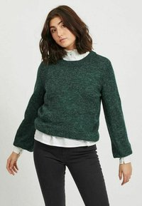 Object - Pullover - scarab - 0