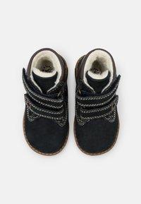 Primigi - WARM LINING UNISEX - Classic ankle boots - blue scuro - 3