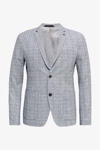 Esprit Collection - OCS LIMIX CHECK - Blazer jacket - blue 3 - 6