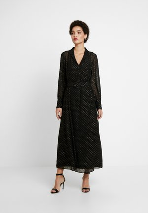 NORENCE - Maxi dress - black