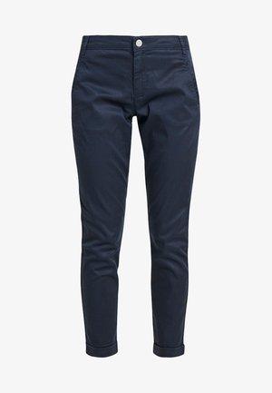 VICHINO RWRE 7/8 NEW PANT-NOOS - Pantalones chinos - total eclipse