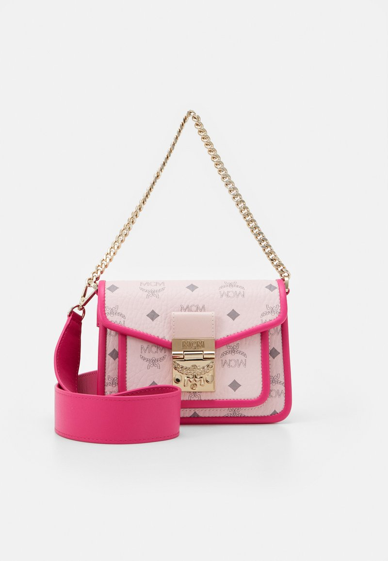 MCM - Handbag - powder pink