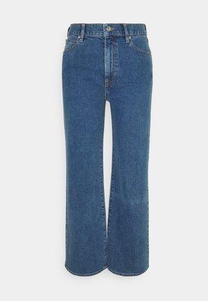 MIA PANAMA - Jeans straight leg - denim blue