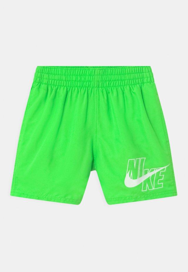 VOLLEY - Swimming shorts - green strike