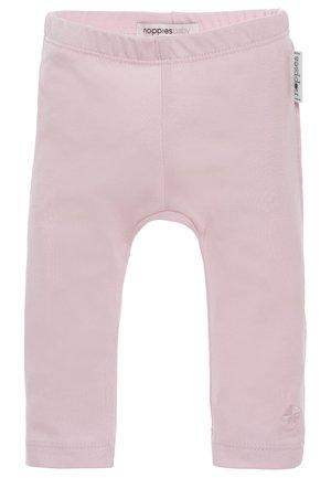 ANGIE - Leggings - Trousers - llight rose