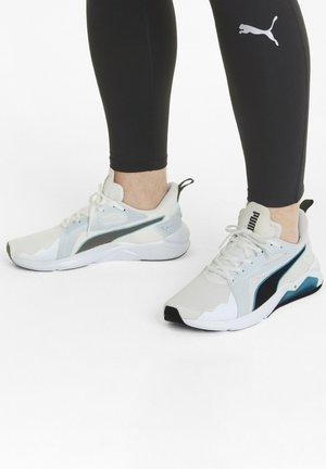 LQDCELL  - Trainers - white-puma black-scuba blue