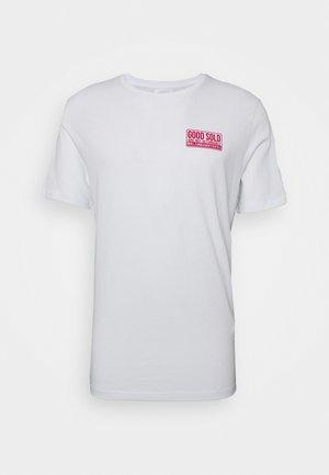 UNISEX - T-shirt con stampa - white