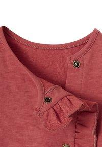 Vertbaudet - Day dress - dark pink - 2