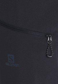 Salomon - OUTSPEED PANTS - Pantaloni - night sky - 5