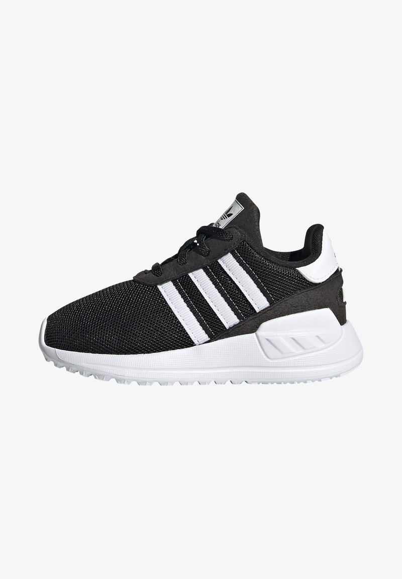 adidas Originals - LA TRAINER LITE SHOES - Zapatillas - core black/ftwr white/core black