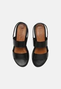 Tamaris GreenStep - Sandals - black - 5